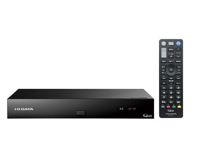 I-O DATA 4Kチューナーボックス REC-ON HVT-4KBC